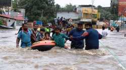 Hingga Hari Ini Korban Tewas Akibat Banjir di Nepal India Mencapai 180 Orang