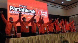 Partai Buruh akan Daftarkan Mahkamah Partai ke Kemenkumham