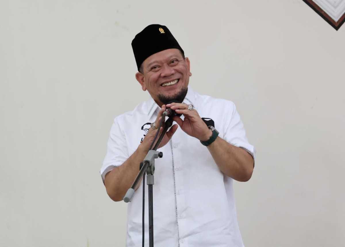 Ketua DPD RI: Maulid Nabi Harus Jadi Momentum Perubahan Umat Muslim