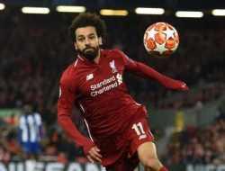 Mohamed Salah Sebut Masa Depan Kariernya Ada di Tangan Liverpool