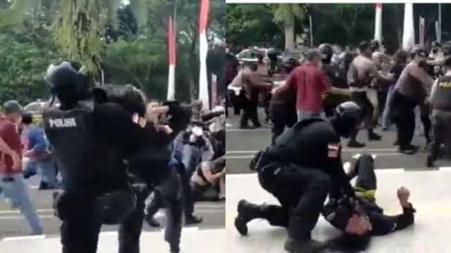 """Komnas HAM Mengaku Siap Mengawal Kasus Polisi Yang """"smackdown"""" Mahasiswa di Tangerang"""