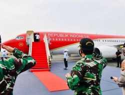 Saat BEM Ingin Demo Ke Istana, Presiden Jokowi Terbang Ke Kalsel Resmikan Jembatan Sei Alalak