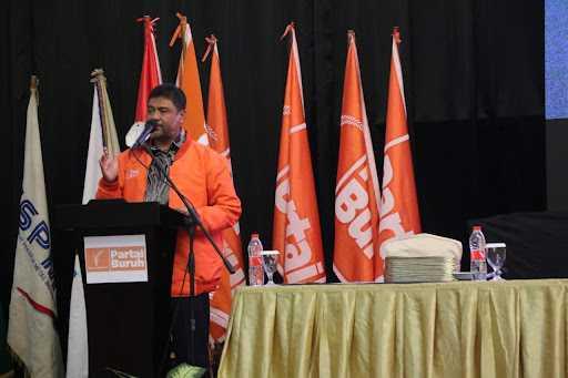 Daftarkan Perubahan Mahkamah ke Kemenkumham, Partai Buruh Optimis Lolos Peserta Pemilu 2024
