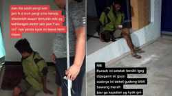 Aneh Bin Ajaib Maling Ketiduran Saat Beraksi, Ternyata Katena Pemilik Rumah Melakukan Amalan