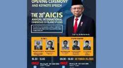 Besok Wapres Maruf Amin akan Buka Gelaran AICIS ke 20 di UIN Surakarta